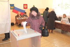 Избирательный участок в Детской школе искусств - один из самых многочисленных в округе