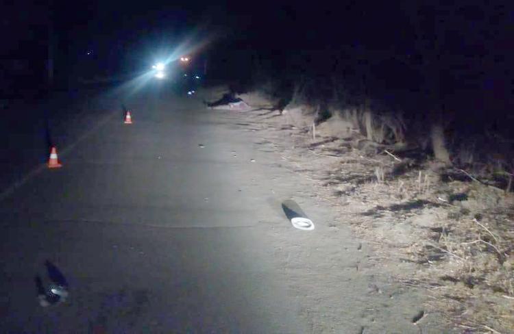 В результате ДТП погибла женщина-пешеход