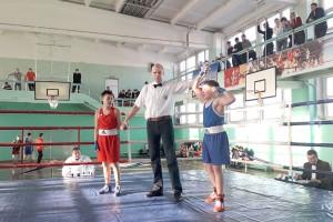 Максим Федоренко - бронзовый призер краевого турнира