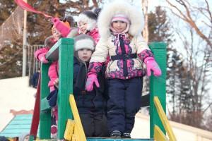 Главные герои новогоднего праздника – дети