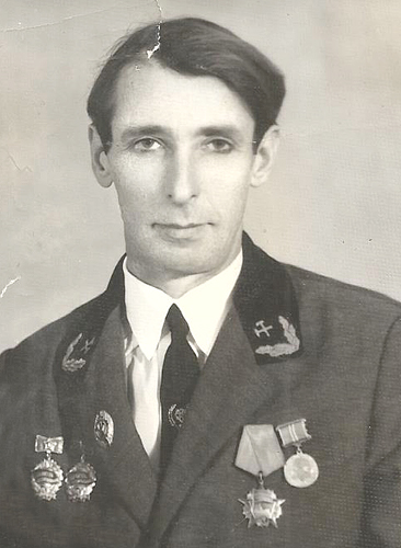 Николай Михайлович ПОПОВ