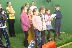 Экскурсия по учебному телецентру ВГУЭС