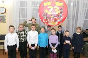 День в «Армейской академии» очень понравился юным защитникам