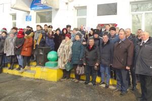 Открытие мемориальной доски памяти Анатолия Овчинникова - значимое событие для углекаменцев и всех жителей округа