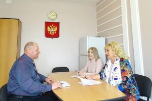 Администрация округа активно сотрудничает с общественниками