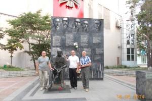 О подвиге Павла Разгонова помнят и в России, и в Беларуси