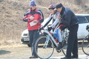 По многолетней традиции региональный велосезон открывается в Партизанске