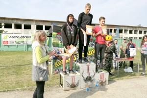 Веломарафон собрал в Партизанске 46 спортсменов из разных городов края