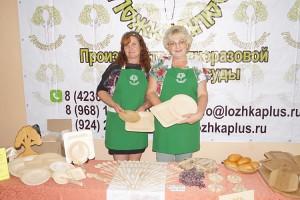 Работающее в Партизанске предприятие Алексея и Елены Бутузовых «Ложка Плюс» единственное в регионе изготавливает одноразовую деревянную посуду