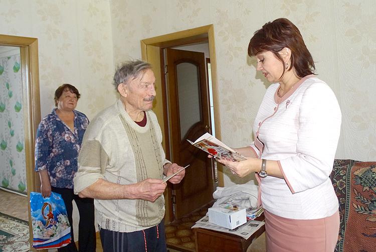 Поздравления от губернатора Приморского края и от главы городского округа