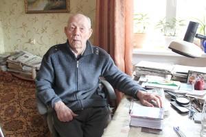Александр Булавинцев пишет книгу воспоминаний