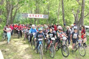 Мультигонка «Чандалаз-тинейджер» бьет рекорды по числу участников