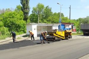 В числе первых объектов - улицы Партизанская и Щорса