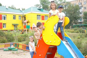 В Партизанкске отдать ребенка в детсад проще, нежели в больших городах