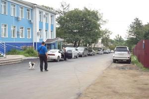 После ремонта улица Вахрушева стала «гоночной трассой» для безответственных водителей