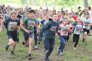Около пятисот детей и подростков округа занимаются в спортивных клубах и секциях