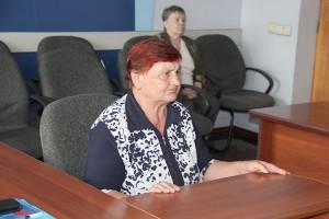 Надежда Степанец подняла вопрос о маршруте №9