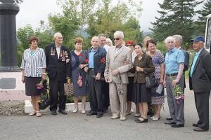 Ветераны - активные участники городских мероприятий и инициаторы важных дел