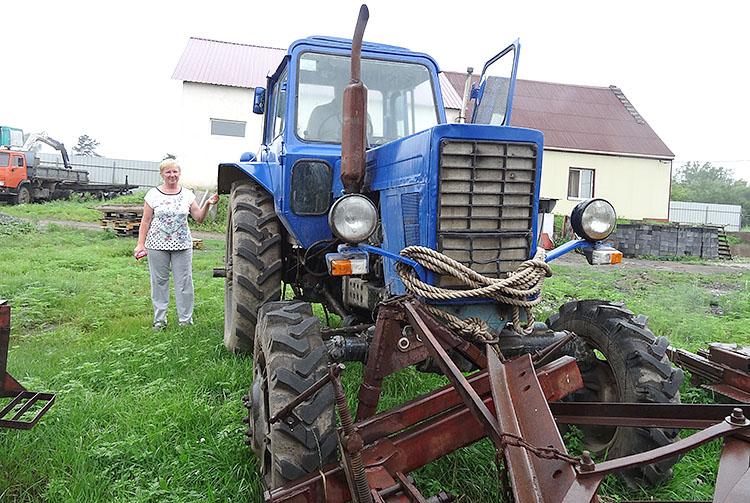 В фермерских хозяйствах появляется больше новой техники и оборудования