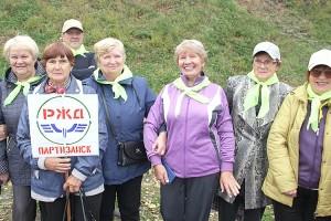 В спартакиаде приняли участие 18 ветеранских организаций