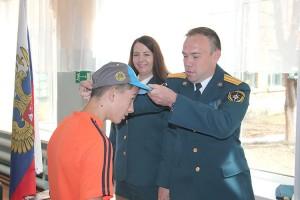 Быть юным пожарным - дело почетное и ответственное