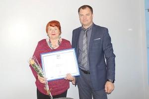 После выхода за заслуженный отдых педагог Лидия Кабанова продолжает работать с детьми и молодежью