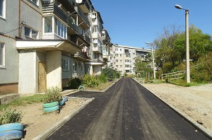 Новый двор на Кожевенной, 19