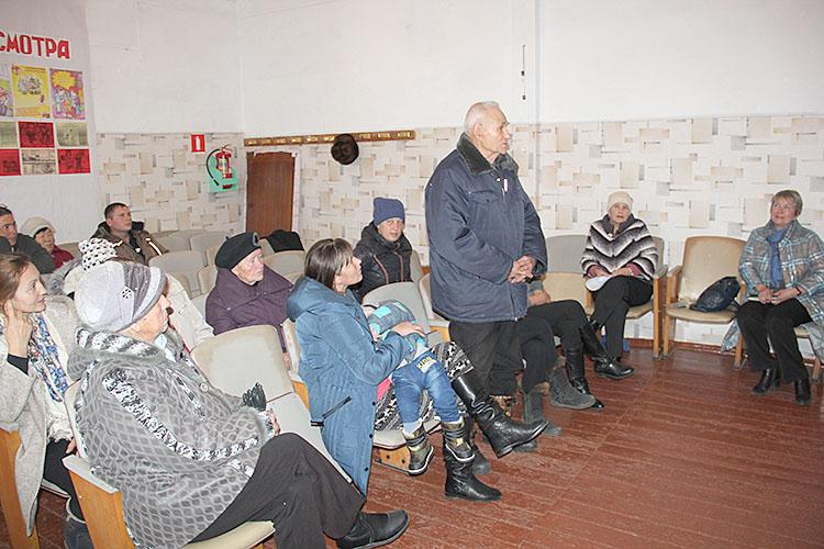 Мельниковцам нужна помощь, чтобы обустроить аллею и памятник героям-односельчанам к 75-летию Победы