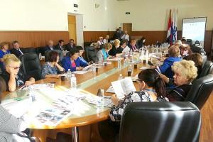 В краевом конгрессе приняли участие национальные общины из Партизанска