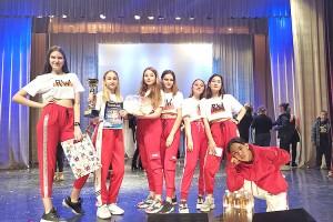 В отборочном туре победила команда «красно-белых» школы №6