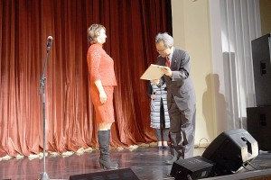 Благодарственное письмо вручили Генеральному консулу Японии во Владивостоке Накамура Коитиро