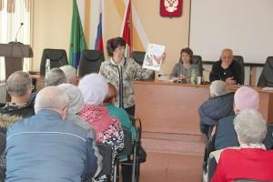 Ветераны ведут большую работу по сохранению исторического наследия Партизанска