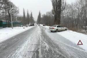 Двойное ДТП на улице Гоголевской