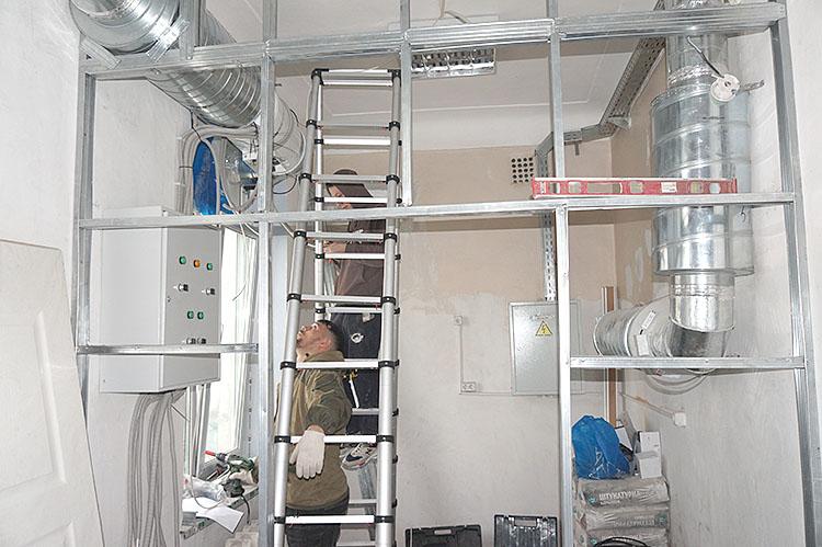 К марту завершится ремонт в помещении для томографа