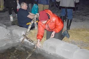 Крещенская вода дарует силы и здоровье