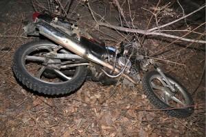 В аварии погиб мотоциклист