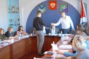 Ни один из трех кандидатов на должность председателя Думы не набрал нужного числа голосов