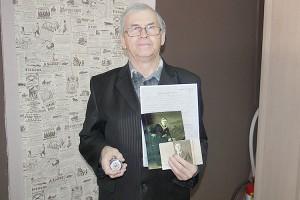 Николай Беликов - сын героя Сталинградской битвы