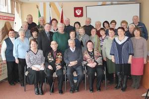 В предверии 75-летия Великой Победы у ветеранов округа много работы
