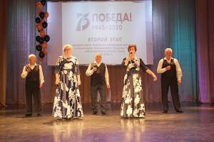 Вокальная группа «Сельчане» из села Казанка