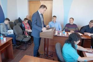 Олег Бондарев: «Недобросовестному подрядчику направлено уведомление о расторжении с ним договора»