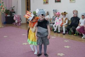 Победителем конкурса стал детсад №30 с постановкой про зверят-дошколят
