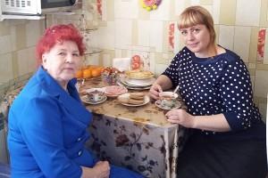 В гостях у Марии Ардальяновой