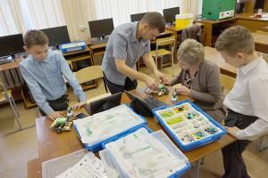 Помимо базовых знаний школьникам доступно дополнительное образование