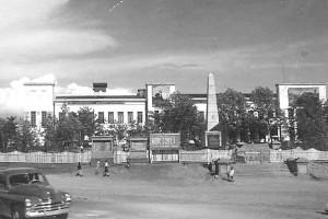 Дворец культуры угольщиков построили на месте японских казарм