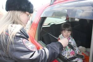 К маленьким пассажирам - особое внимание
