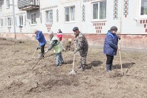 Приводить в порядок дворы сотрудникам управляющих компаний будут помогать жители