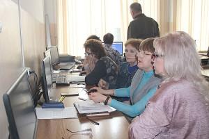 Педагоги Партизанска готовятся к дистанционному обучению