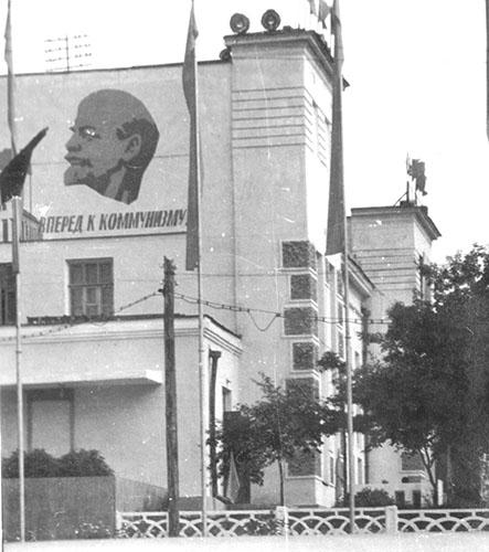Главный объект культуры Сучана-Партизанска