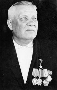 Герой Социалистического труда Иван Божок